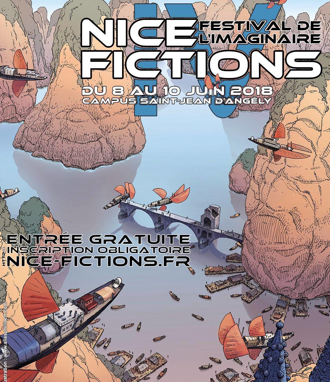 CPDR au Festival de Nice Fictions 2018