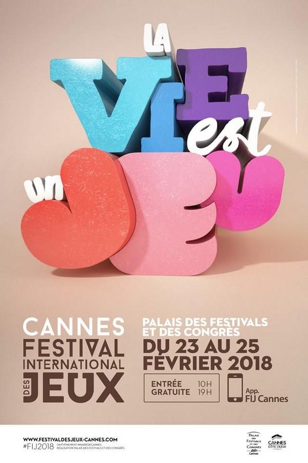 CPDR au festival de jeux de Cannes 2018