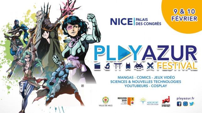 PlayAzur Festival 2019