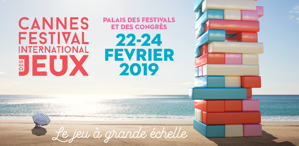 Festival International des Jeux – Cannes 2019